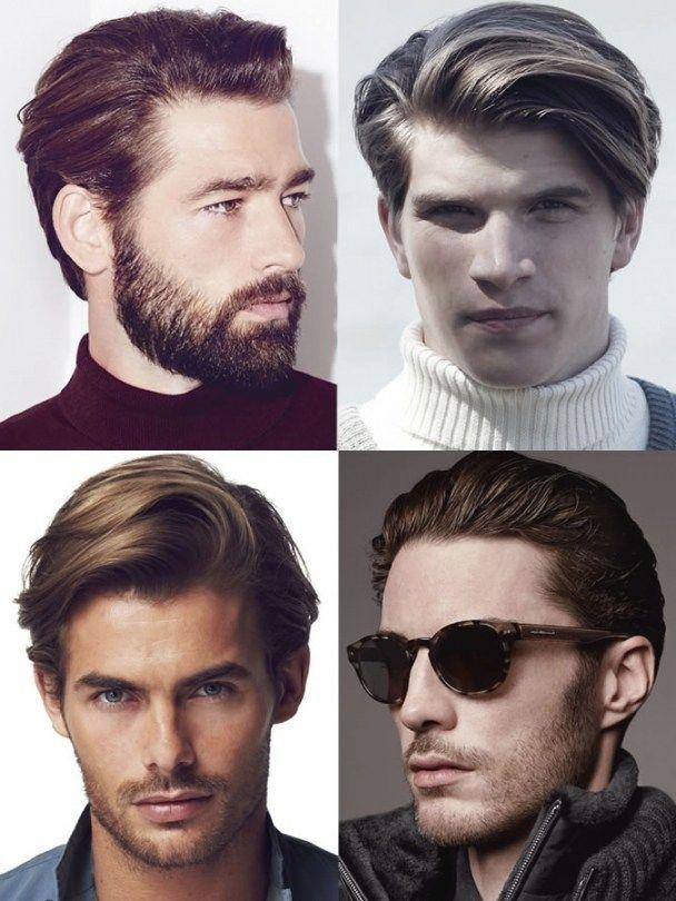 Frisuren Für Dreieckige Gesichter Männer Frisuren Männer