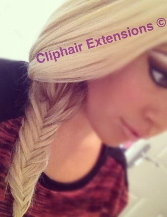 Hair Extension Care & Styling Tips By Cliphair | #HairCare