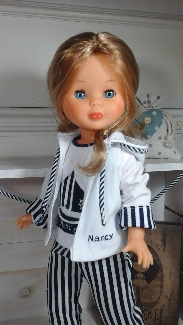 Vestidos Para Nancy de Chus Garcia: Navy sport