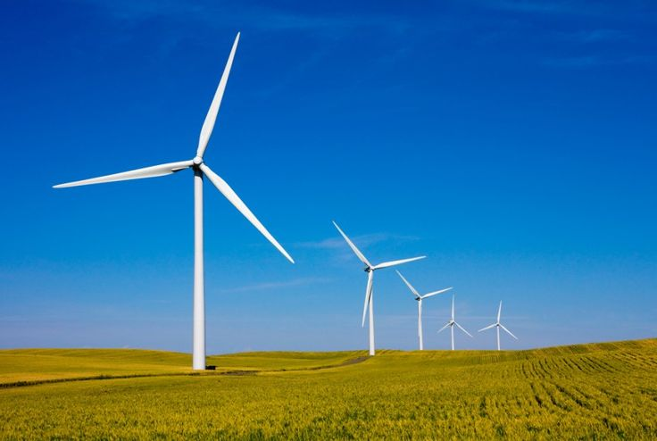 Wind power is one of the fastest-growing industries in 2016.