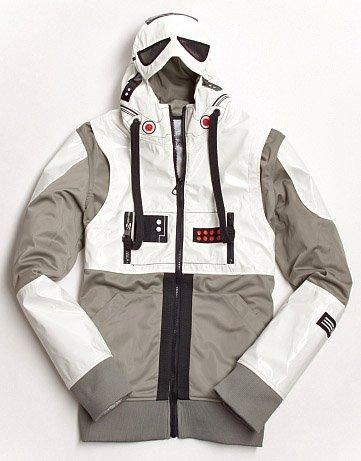 coolest star wars stuff ever | Star Wars Stormtrooper Jacket