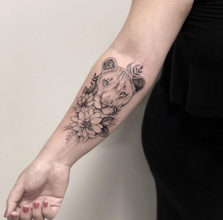 Tatuagem de animais: Veja essa lista de artistas! - Blog Tattoo2me | Tatuagem feminina braço, Tatuagens, Tatuagem