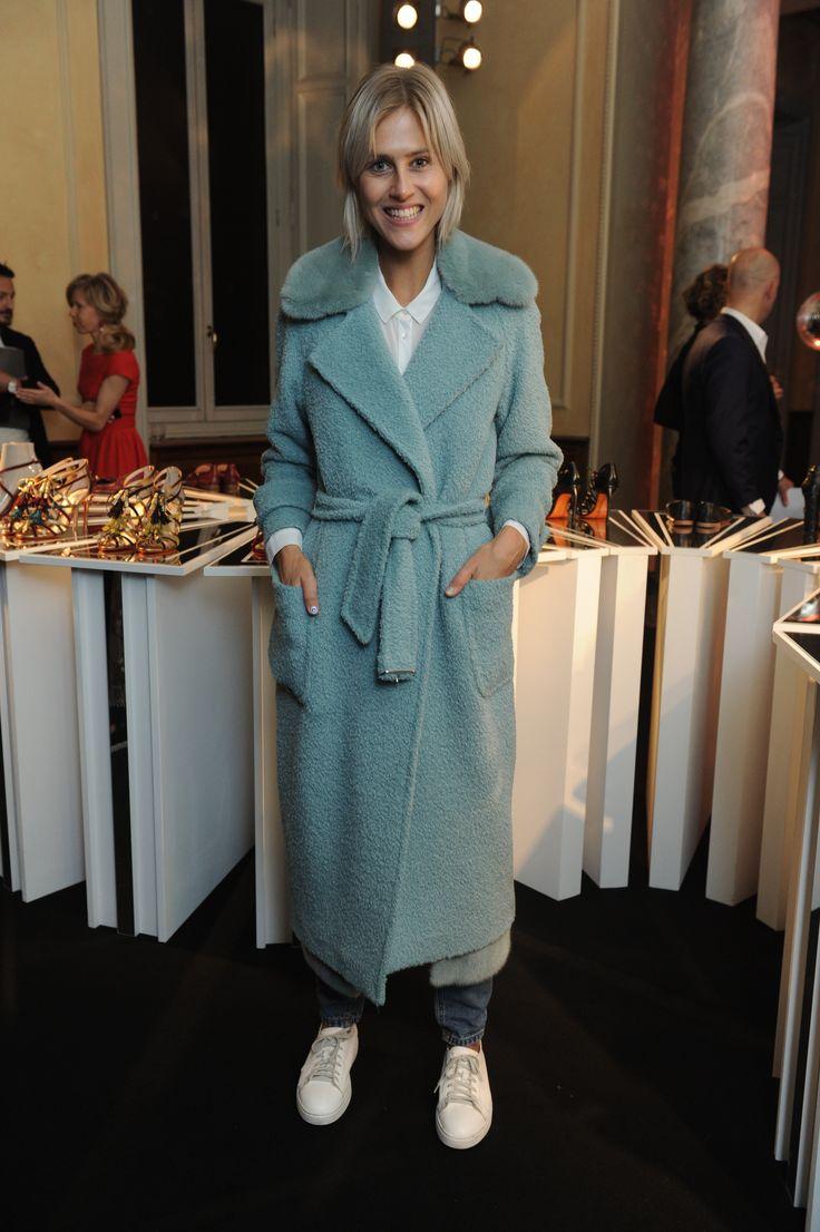 Linda Tol #Santoni4Women #Santoni #Santonishoes #SS16 #MFW #fashion #shoes
