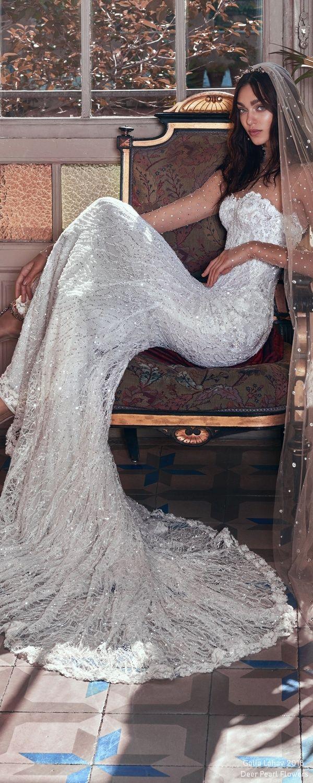 Galia Lahav SS 2018 Wedding Dresses – Victorian Affinity | Deer Pearl Flowers - Part 2 / http://www.deerpearlflowers.com/galia-lahav-ss-2018-wedding-dresses/2/