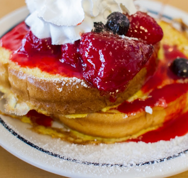 IHOP's Brioche French Toast and a Giveaway | Kirbie's Cravings | A San Diego food blog
