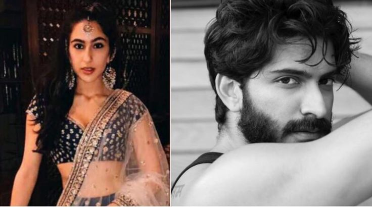 IN PICS: #Rumoured_Couple #Sara_Ali_Khan and #Harshvardhan_Kapoor Spotted  Go to www.bollywoodpatrika.in for more bollywood related updates  #BollywoodPatrika