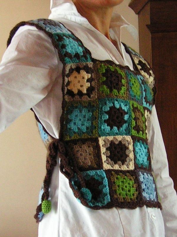 Granny Tabard from L'atelier de Marie