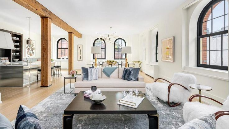 Here's your chance to live in a bonafide celebrity magnet in Tribeca among neighbors like Jake Gyllenhaal, Meg Ryan, and Justin Timberlake.