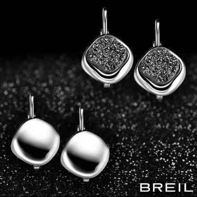 Le due facce della preziosità minimal di #BREIL #MoonRock