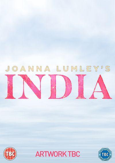 Joanna Lumley's India DVD - £14.99