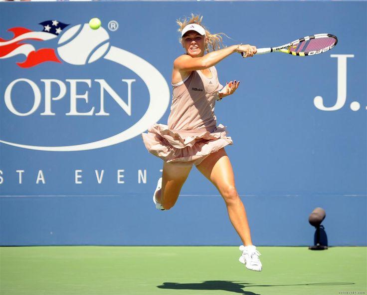Women's Tennis.. Caroline Wozniaki