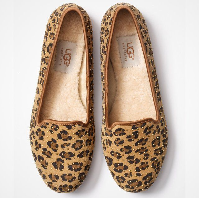 Studded Leopard Flats by UGG Australia