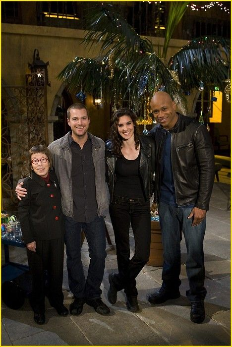NCIS Los Angeles: Hunt, O' Donnell, Ruah, and LL