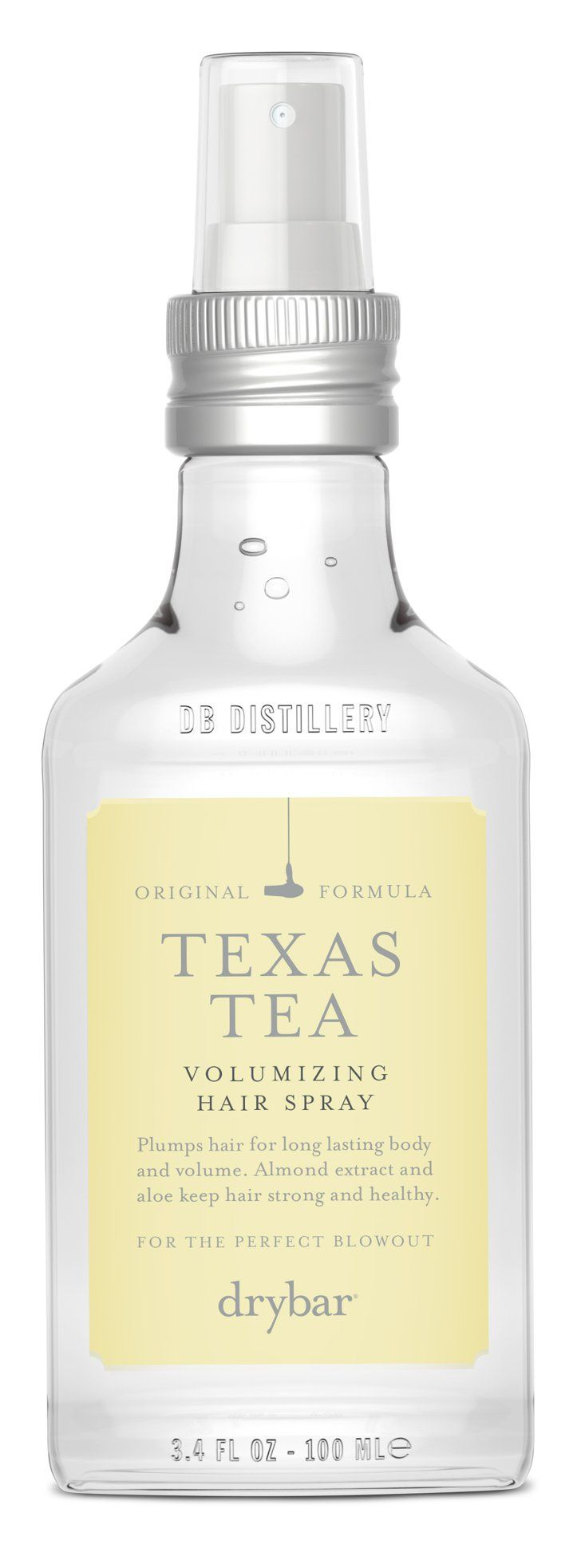 Pin for Later: How to Get Texas Hair in a Bottle, Drybar Style