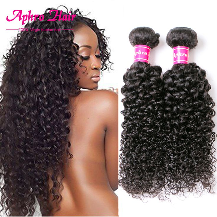 Good Quality 7A Unprocessed Brazilian Kinky Curly Virgin Human Hair 3Bundles Weave Top Selling Virgin Brazilian Kinky Curly Hair great length and waves