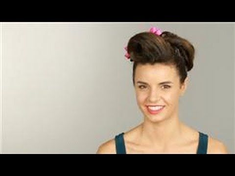 Rockabilly frisur tutorial