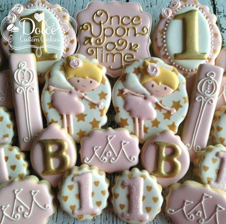 17 Images About Fairy Tale Children Themed Cookies On