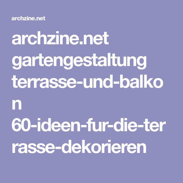 Gunstige Ideen Fur Die Terrasse. ideen gartengestaltung günstig ...