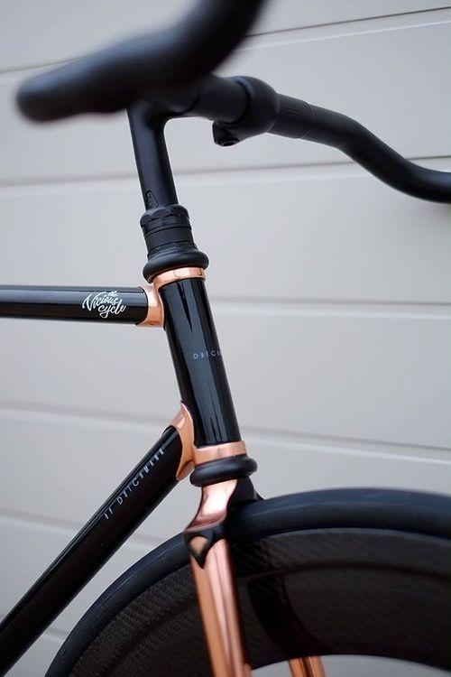 copper & black