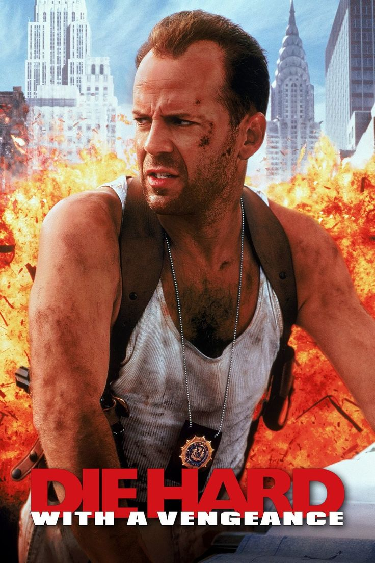 Die Hard: With a Vengeance (1995) - Watch Movies Free Online - Watch Die Hard: With a Vengeance Free Online #DieHardWithAVengeance - http://mwfo.pro/103144