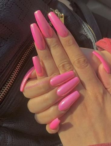 The Best Pink Nails of All Time! – Following ❤ Nails