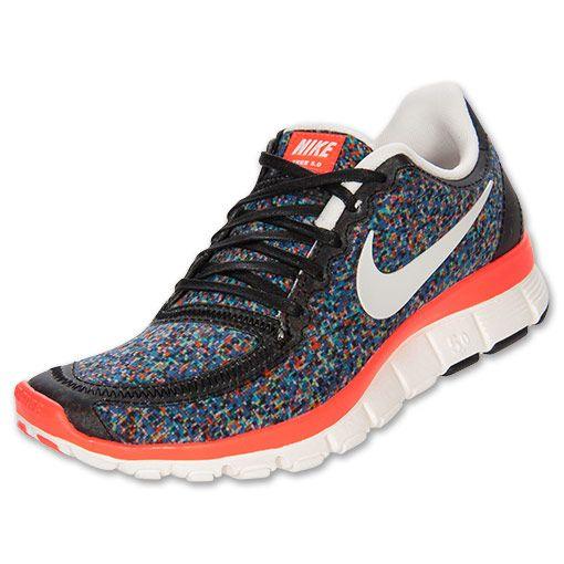 Nike Free Run 5.0 Liberté / Stylo Multicolore