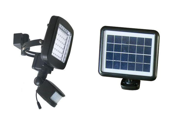 8 best solar lights images on pinterest solar flood lights solar solar motion sensor flood light aloadofball Images