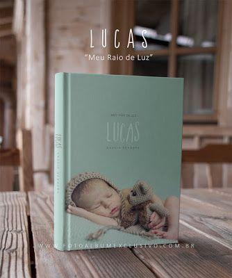Foto Álbum Exclusivo: Fotolivro Newborn
