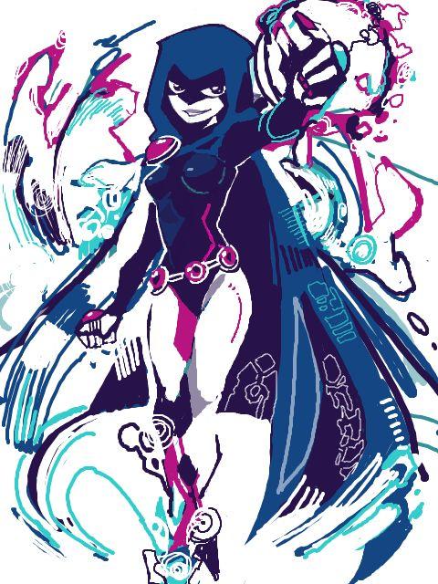 girlsbydaylight:  Raven