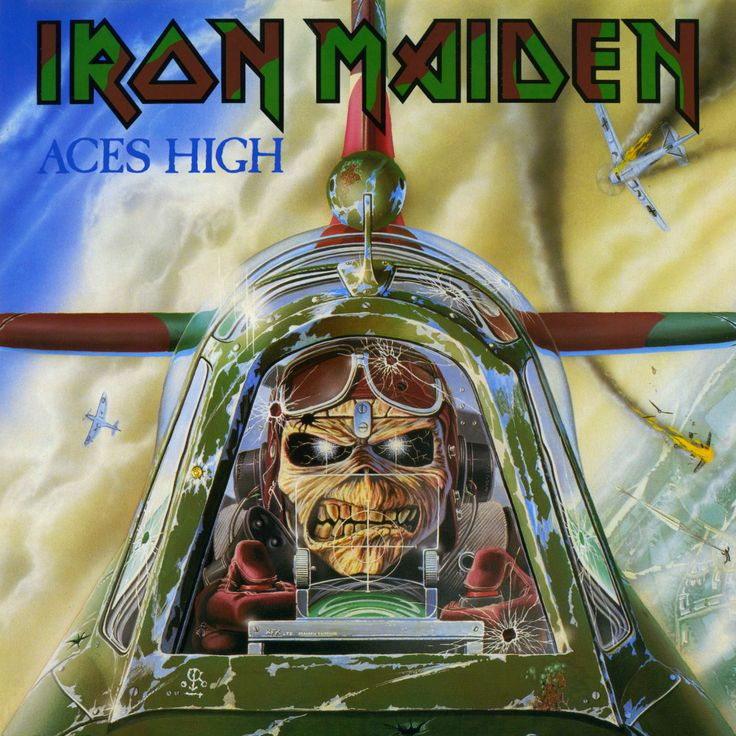 """Community Post: Iron Maiden's """"Eddie The Head"""" Like You Never Seen"""