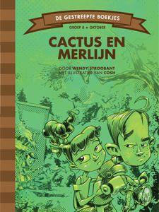 Merlijn heeft een nieuwe klasgenoot. Ze heet Cactus. Samen met Merlijn komt ze achter een duister geheim van drie leraren. Een geheim dat de drie liever onder de grond willen houden...