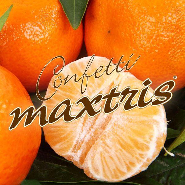 #confetti #maxtris #frutta #agrumi #mandarino #fruit