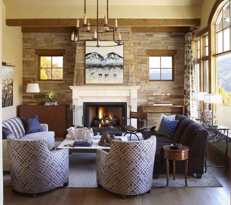 440 Best Great Rooms Images On Pinterest