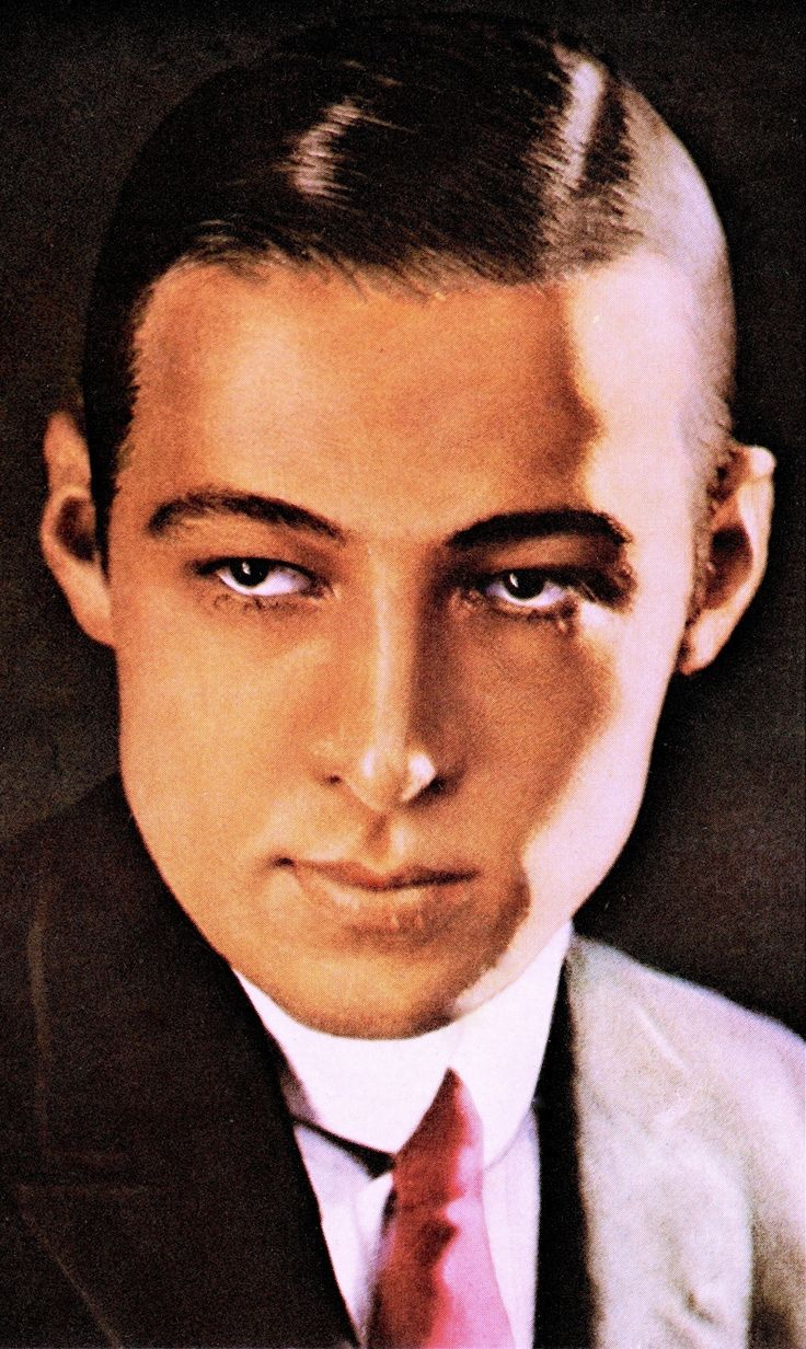 27 best rudolph valentino the great latin lover images on also called the great latin lover from hollywoods matinee idols collectors card printed in italy ccuart Image collections