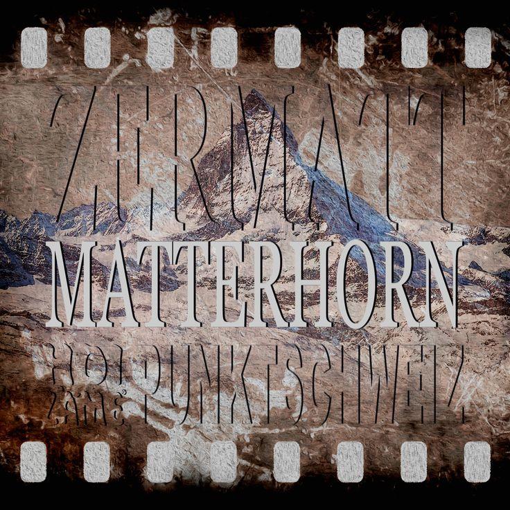 Ein Dorf! Ein Berg! Ein Traum!  Das Matterhorn der #Berg der #Berge | The Matterhorn the #mountain of the #mountains. #Zermatt - #Matterhorn - #Gornergrat: https://youtu.be/tQ62QTVvsFg