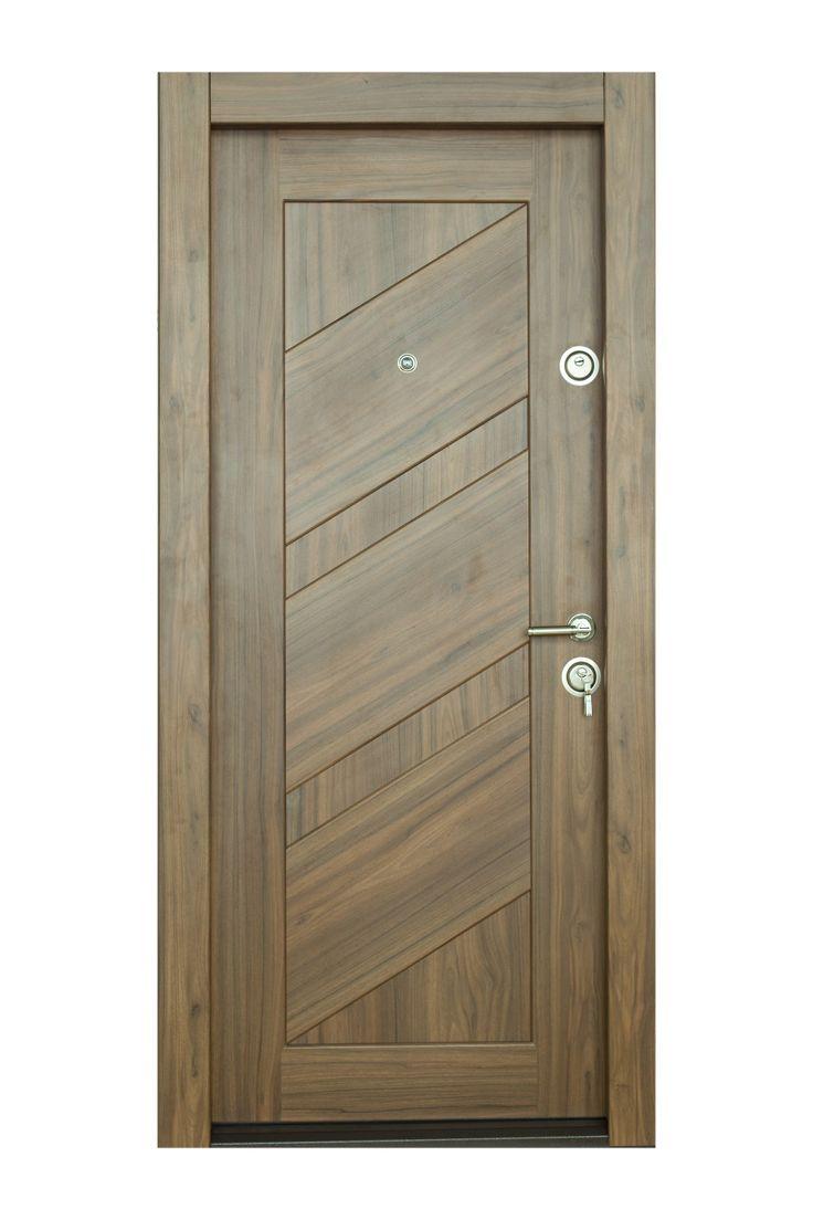 ARTA Door Metalic Door with Mdf Arhitect