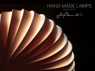 JP Lamp Design  http://www.jpdesign.com.pt/ http://handmadelamps.shopmania.biz/