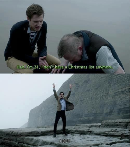 The doctor is my favourite