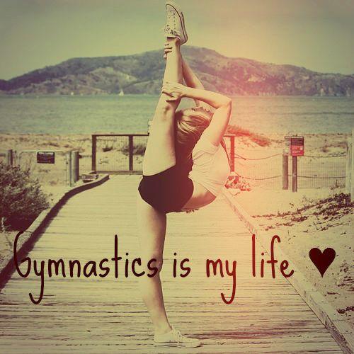 My life is gymnastics                                                                                                                                                                                 Más