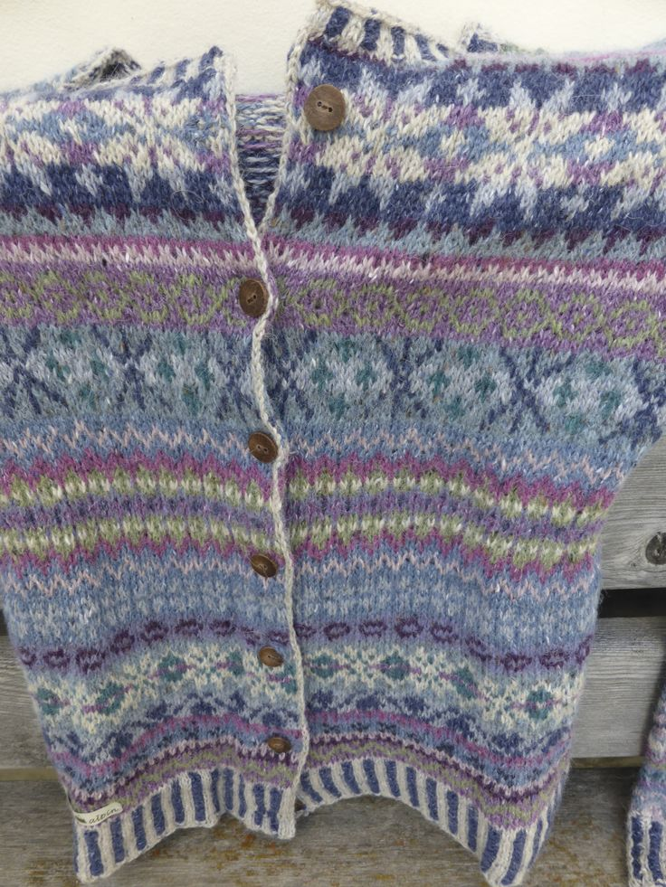 73 best Marie Wallin images on Pinterest | Fair isle knitting ...