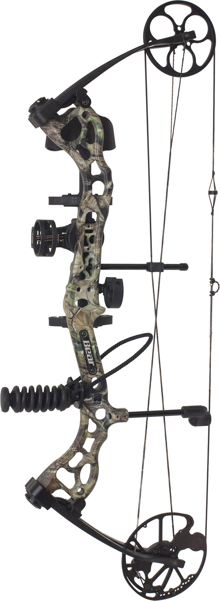 bear attitude compound bow package