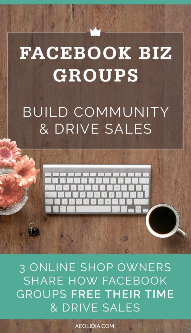 238 best facebook marketing images on pinterest facebook how a facebook group for business can save time and drive sales malvernweather Choice Image