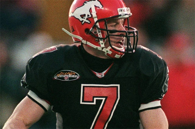 Jeff Garcia will be added to the Stamps' Wall of Fame in 2012