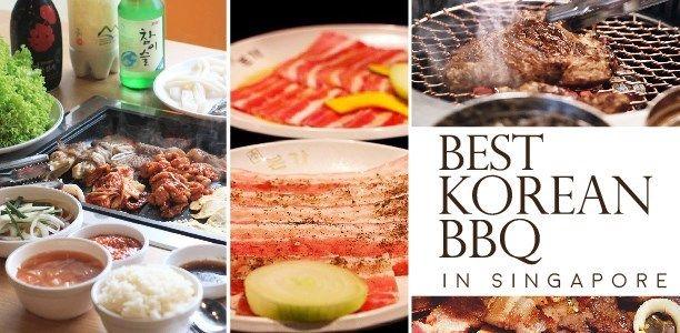 Best Korean BBQ in Singapore