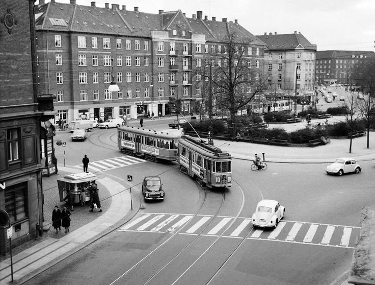 Enghave Plads 1967