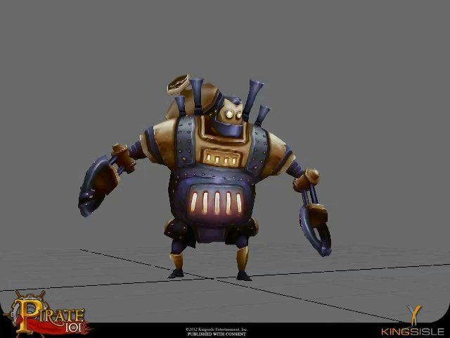 Pirate101 Character Animation - 2013 Summer Showcase on Vimeo