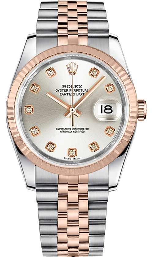 Rolex Datejust 36 116231: 116231 ROLEX DATEJUST 36 MEN'S LUXURY WATCH IN STOCK - FREE Overnight Shipping | Lowest Price Guaranteed - No…