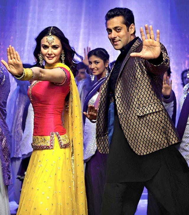 "Salman Khan as Himself (Special Appearance in song ""Kudiye Di Kurti"")"