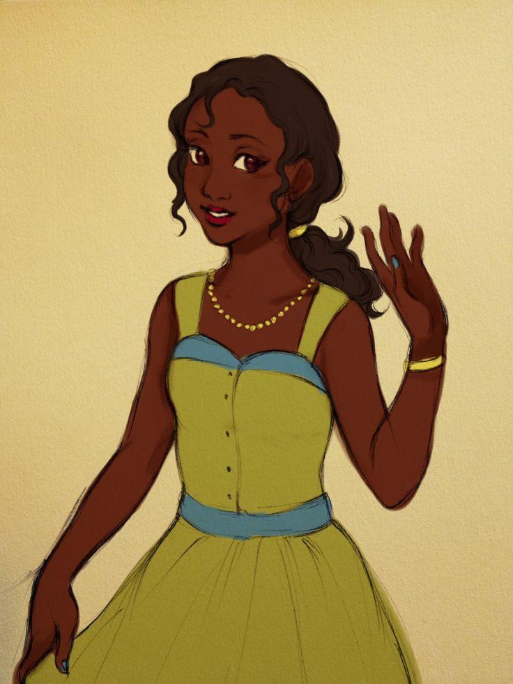 Bev johnson tiana pinterest tiana - Nachtlicht disney princess ...