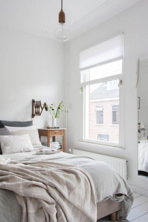 Perfect bedroom style C U T E